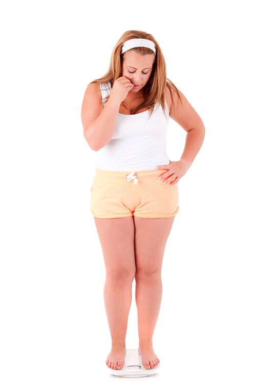 Weight Gain & Food Sensitivities
